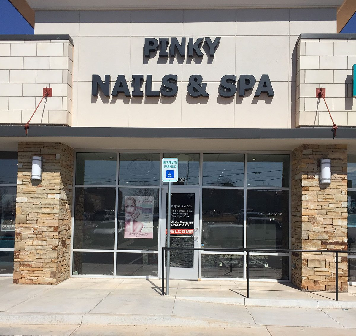 Pinky Nails & SPA