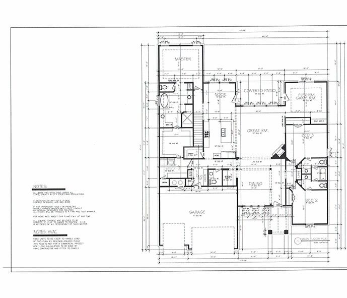 Mail Floor Plan